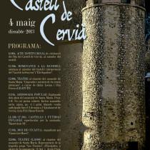 II Diada del Castell de Cervià