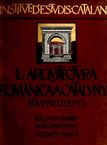 L'arquitectura-romanica-a-Catalunya